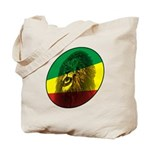 Reggae Lion Tote Bag