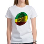 Reggae Lion Women's T-Shirt