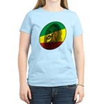 Reggae Lion Women's Light T-Shirt