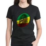 Reggae Lion Women's Dark T-Shirt
