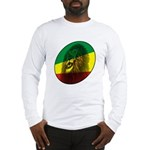 Reggae Lion Long Sleeve T-Shirt