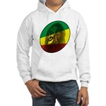 Reggae Lion Hooded Sweatshirt