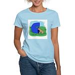 That Agility Tunnel! Women's Light T-Shirt
