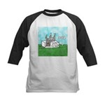 Agility Pause for the Cause! Kids Baseball Jersey
