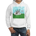 Agility Pause for the Cause! Hooded Sweatshirt
