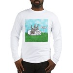 Agility Pause for the Cause! Long Sleeve T-Shirt