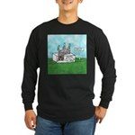 Agility Pause for the Cause! Long Sleeve Dark T-Sh