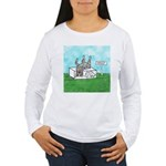 Agility Pause for the Cause! Women's Long Sleeve T