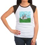 Agility Pause for the Cause! Women's Cap Sleeve T-