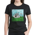 Agility Pause for the Cause! Women's Dark T-Shirt