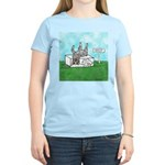 Agility Pause for the Cause! Women's Light T-Shirt