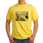 Creation / G-Shep Yellow T-Shirt