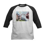 Creation / G-Shep Kids Baseball Jersey