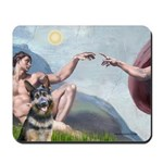 Creation / G-Shep Mousepad