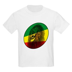 Jah Lion Kids Light T-Shirt