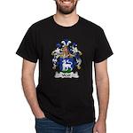 Wolf Family Crest Dark T-Shirt