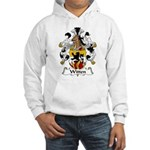 Witten Family Crest Hooded Sweatshirt
