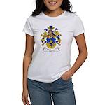 Winter Family Crest Women's T-Shirt
