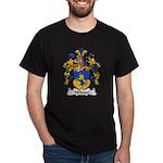 Winter Family Crest  Dark T-Shirt