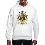 Winter Family Crest Hooded Sweatshirt
