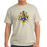 Winter Family Crest  Light T-Shirt