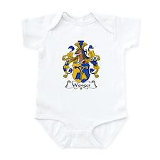 Wenger Family Crest Infant Bodysuit