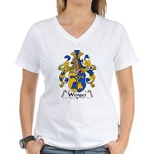 Wenger Family Crest Shirt