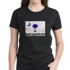 South Carolina Flag Tee