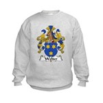 Welter Family Crest Kids Sweatshirt