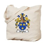 Welter Family Crest Tote Bag