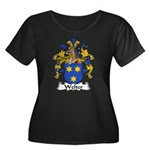 Welter Family Crest Women's Plus Size Scoop Neck D