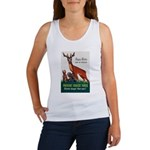 Prevent Forest Fires Women's Tank Top