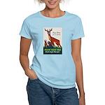 Prevent Forest Fires (Front) Women's Light T-Shirt