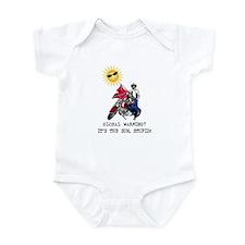 Cool Norton motorcycle Infant Bodysuit