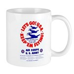 Go USA Go Army Mug
