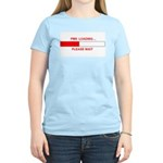 PMS LOADING... Women's Light T-Shirt