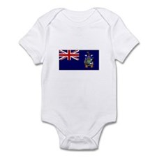 South Sandwich Islands - Sout Infant Bodysuit