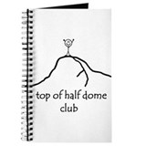 Top Of Half Dome Club Journal
