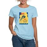 Leap Don't Lag Frog Women's Light T-Shirt