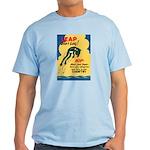 Leap Don't Lag Frog Light T-Shirt