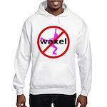 No Waxels! Hooded Sweatshirt