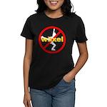 No Waxels! Women's Dark T-Shirt