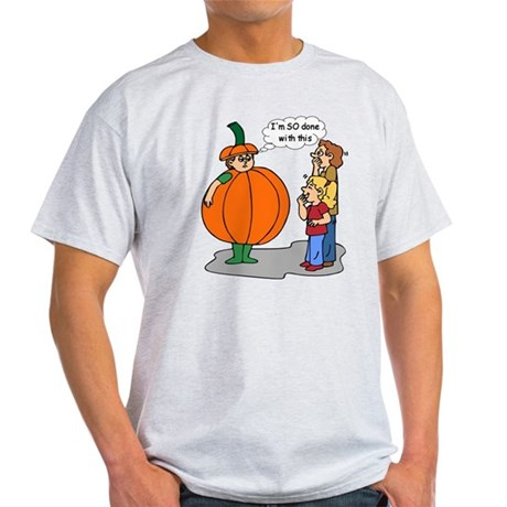 Funny Halloween Light T-Shirt