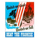 United We Stand Small Poster