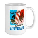 United We Stand Large Mug