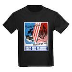 United We Stand (Front) Kids Dark T-Shirt