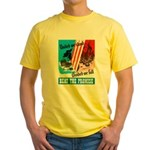 United We Stand Yellow T-Shirt
