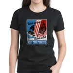 United We Stand (Front) Women's Dark T-Shirt