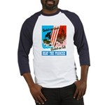 United We Stand (Front) Baseball Jersey