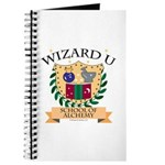 Wizard U Alchemy RPG Gamer HP Journal
